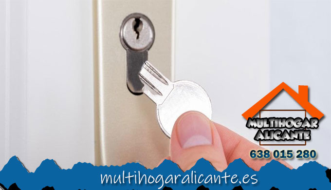 Cerrajeros Castalla urgentes