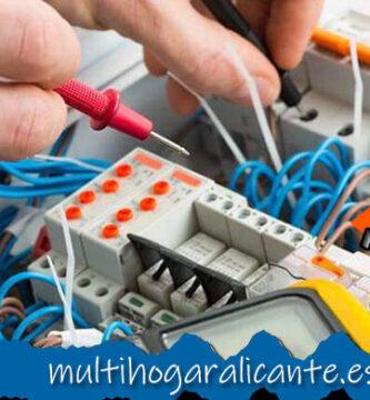 Electricistas Alicante 24 horas