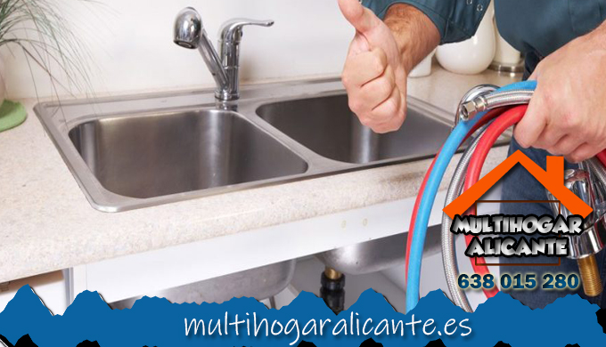 Fontaneros Albufereta Alacant urgentes