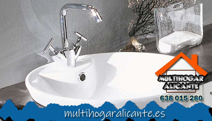 Fontaneros Carolinas Altas Alacant urgentes