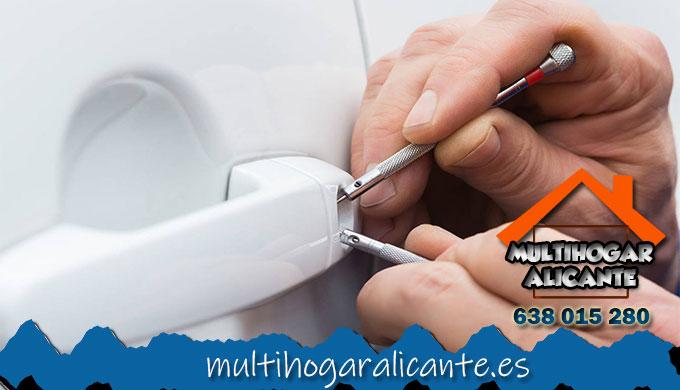 Cerrajeros Carolinas Altas Alacant urgentes