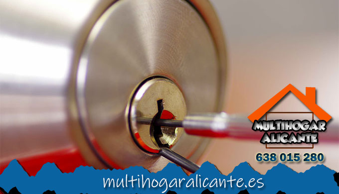 Cerrajeros Ensanche Diputación Alacant urgentes