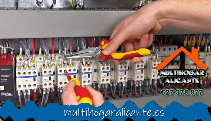 Electricistas Castalla 24 horas