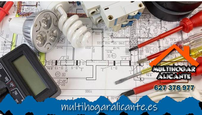 Electricistas Almoradí 24 horas