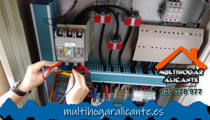 Electricistas Altozano-Conde Lumiares Alacant 24 horas