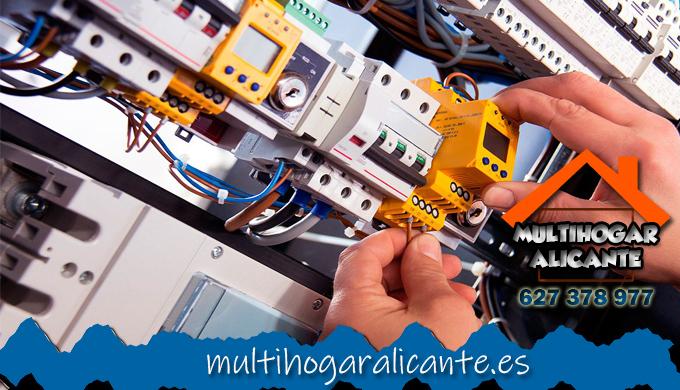 Electricistas Banyeres de Mariola 24 horas