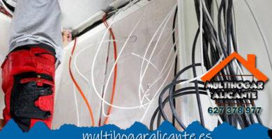 Electricistas Cabo de las Huertas Alacant 24 horas