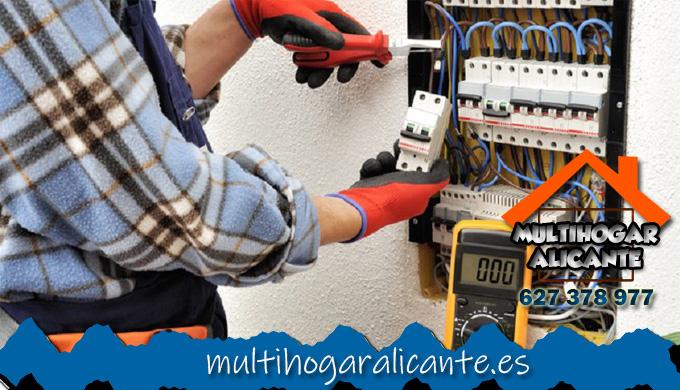 Electricistas Callosa d'En Sarrià 24 horas