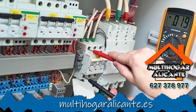 Electricistas Calpe 24 horas