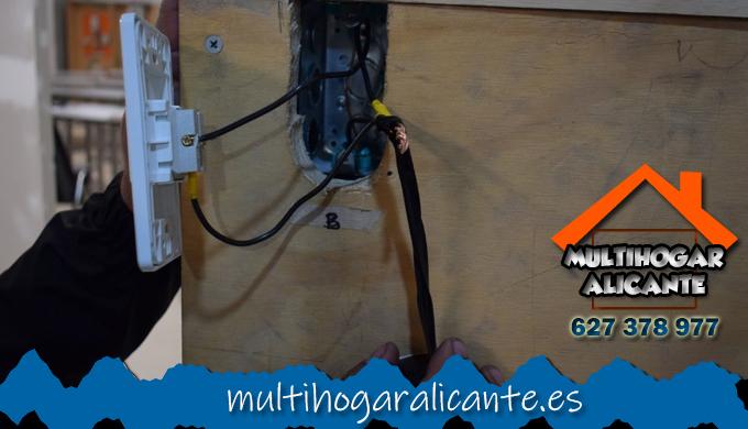 Electricistas Campoamor Alacant 24 horas