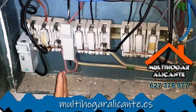 Electricistas Cocentaina 24 horas