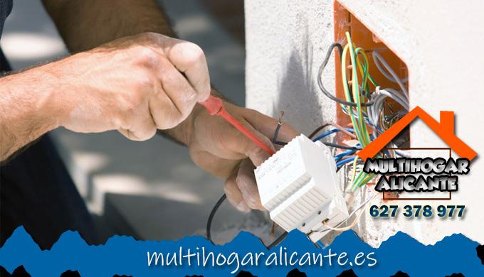 Electricistas Cox 24 horas
