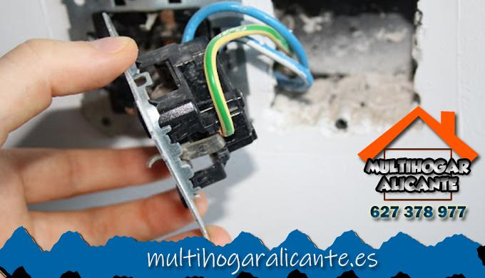 Electricistas El Pinoso 24 horas