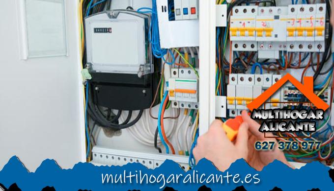 Electricistas Florida Baja Alacant 24 horas