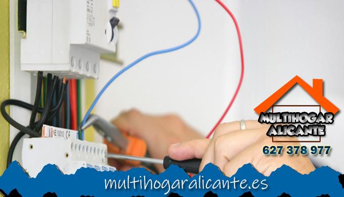 Electricistas Monforte del Cid 24 horas