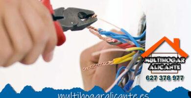 Electricistas Nucia 24 horas