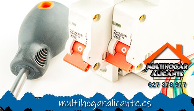 Electricistas Pilar de la Horadada 24 horas