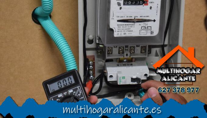 Electricistas Polígono San Blas Alacant 24 horas