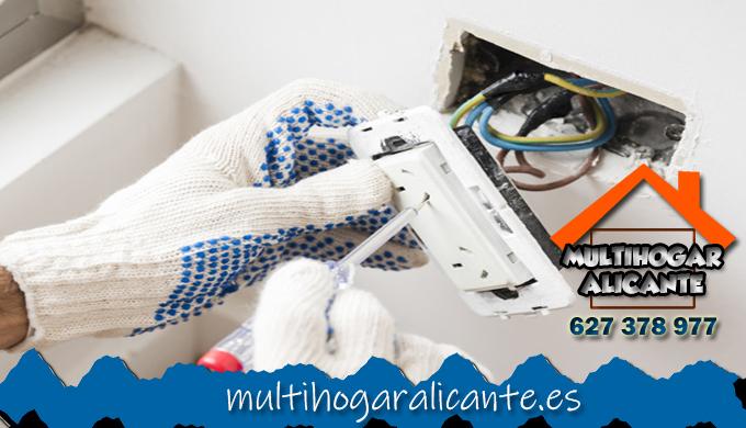 Electricistas Sant Joan d'Alacant 24 horas