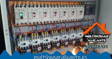 Electricistas Teulada 24 horas