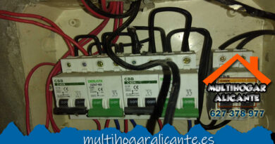 Electricistas Villajoyosa 24 horas
