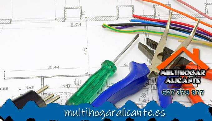 Electricistas Virgen del Remedio Alacant 24 horas